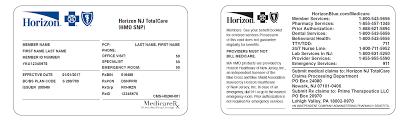 Independence is a health insurance company headquartered in pennsylvania, us. Horizon Nj Totalcare Hmo D Snp Horizon Nj Health