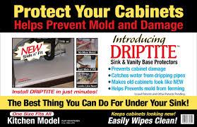 under sink mat drip tray ideas