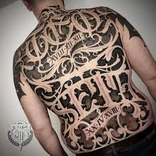 шрифтовая татуировка как воплотить мечту и не пожалеть об этом