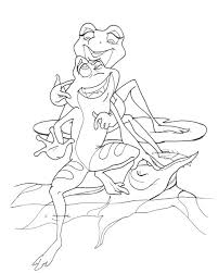 princess and the frog coloring pages princess frog coloring page by dark singer princess and frog coloring pages