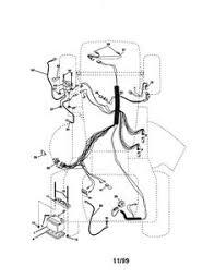 john deere wiring diagram on seat wiring diagram john deere lawn Craftsman Riding Mower Wiring Schematic 1981 craftsman 20 5hp 42\