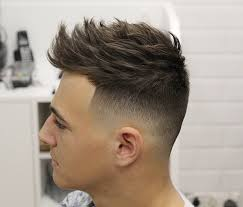 Mid Hairstyle 27 fade haircuts for men 5794 by stevesalt.us