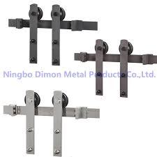 <b>Free shipping Dimon</b> hot sell high quality wood sliding door ...