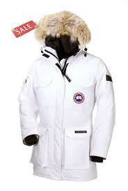 Shop Cheap Canada Goose Expedition Parka White For Women Big Sale