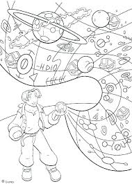 Solar System Coloring Page Planets Coloring Book Planets Coloring