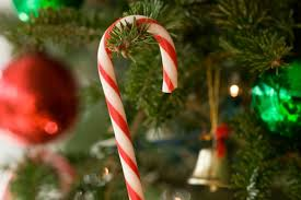 Guy Church Of Christ U2013 December 6th Two Candy CanesChristmas Tree With Candy Canes