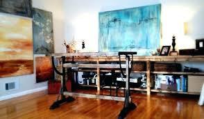 modern rustic office. Rustic Modern Office Art For Home Studio .