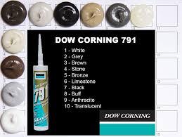 Dow Corning 791 Color Chart Dow Corning 791 600ml