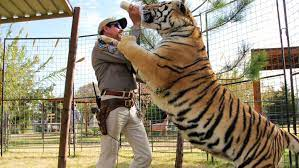 John Finlay: Ex von Tiger King Joe ...
