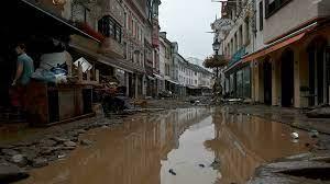 الفيضانات في ألمانيا تخلّف 81 قتيلا أٌقله ومئات المفقودين - فرانس 24