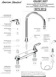 faucet parts names bathroom faucet parts names