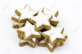 christmas star cookies. Fine Christmas Stock Photo  Typical Christmas Cinnamon Star Cookies On Christmas Star Cookies O