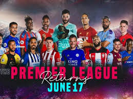 Available credit when you need it. Premier League Resumes Today Check Schedule Live Streaming Details Here Business Standard News