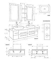 bathroom vanity height with vessel sink vanity height standard standard height for vessel sink vanity vanity