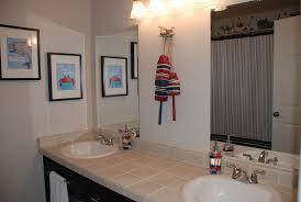 Nautical Bathroom Decorations Diy Beach Bathroom Decor Pinterest Kids Bathroom Idea Sea
