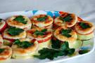 Кабачок запеченный с сыром и помидорами в духовке рецепт 31