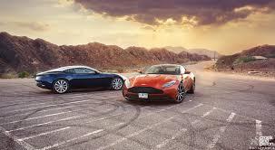 Aston martin db9 (2015) 92 points. Driven Battle Of The Elevens Aston Martin Db11 V8 Vs V12