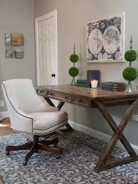 Image Retractable 20 Great Farmhouse Home Office Design Ideas In 2018 Home Office Small Home Office Desks Padda Desk 20 Great Farmhouse Home Office Design Ideas In 2018 Home Office