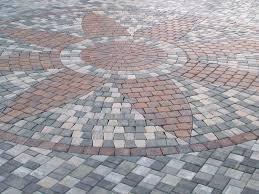 interlocking pavers patio designs