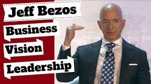 Jeff Bezos Talks Business Vision ...