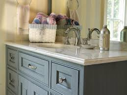 Sealing Painted Countertops Bed Bath Bathroom Vanity With Painted Vanity Cabinet And
