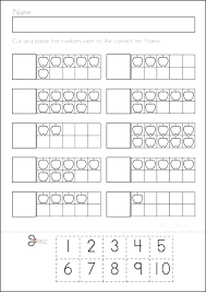 ten frame worksheets math addition r first grad on worksheet kindergarten um grade 2 t for