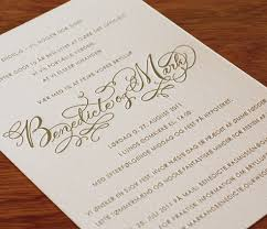 customized wedding invitations in all languages letterpress Affordable Spanish Wedding Invitations custom calligraphy letterpress foreign language wedding invitation Spanish Wedding Invitation Wording