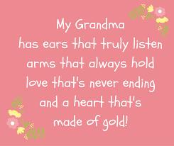 Grandmother Quotes Enchanting Grandma Quotes Best Quotes About Grandmothers Grandparent Quotes