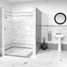 Small Picture Bathroom Shower Tile Ideas Marble Tile For Small Bathrooms Tile