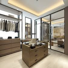 Home Designs: Walk In Closet - Neutral Color Palette