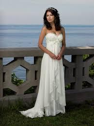Wedding Dress Casual Wedding Dresses For Beach Wedding Casual