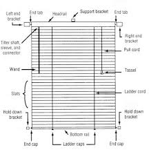 Installation Instructions  JCPenney HomeWindow Images Blinds Installation Instructions