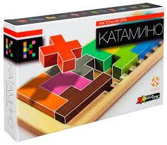 <b>Настольная игра Gigamic KATAMINO</b> — купить по выгодной цене ...