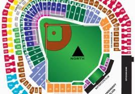 Texas Rangers Stadium Chart Texas Rangers Seat Map 40 Rangers Ballpark Seating Chart