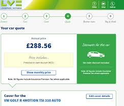 Ever Quote Awesome Best Car Insurance Quote Ever Insure Your R VWROC VW R Owners Club