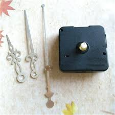 wall clock hands diy mechanism kit machine movement quartz with