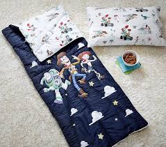 toy story kids sleeping bag pottery
