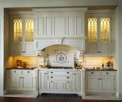 Mission Style Kitchen Lighting Style Cabinet Doors In Kitchen Traditional With Backsplash Applied