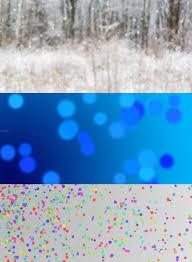 Confetti Brush Photoshop Snow Bokeh Confetti Photoshop Free Brushes 123freebrushes