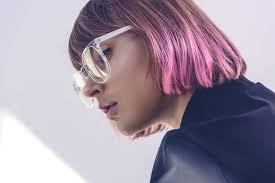 ピンク系ヘアカラー人気の5色かわいいから大人っぽいまでfeely