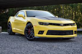 2015 Chevrolet Camaro SS 1LE - Driven Review - Top Speed
