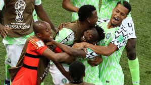 Image result for nigeria win 2-0