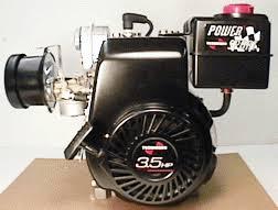 Tecumseh 3.5HP Engine