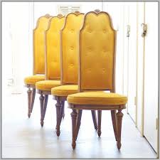 yellow leather dining room chairs chairs home yellow upholstered dining room chairs