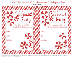 doc printable christmas party invitation bnute productions printable peppermint party invitations printable christmas party invitation