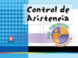 Formato De Asistencia Del Personal Control De Asistencia Personal Docente Educatodonayarit
