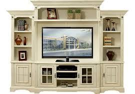 mountain bluff white 5 pc wall unit entertainment center wall unit h32
