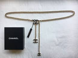 chanel belt. image is loading chanel-chain-belt-very-rare-authentic chanel belt