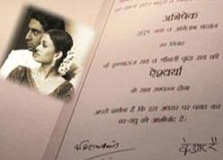 aishwarya rai wedding card clickandseeworld is all about funny Sinhala Wedding Cards Poems aishwarya rai wedding card sinhala wedding invitation poems
