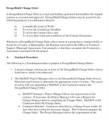 Project Change Order Template Change Order Templates To Download Sample Free Work Template Form